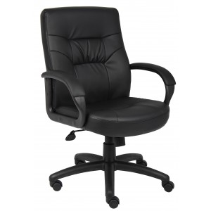 Executive Mid Back LeatherPlus Chair