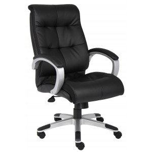 Double Plush High Back Executive Chair