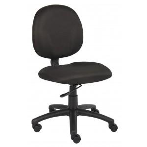 Diamond Task Chair In Black