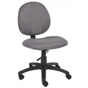 Diamond Task Chair In Grey
