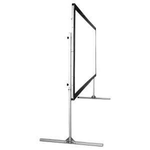 "135"" Diag Folding Frame Screen"