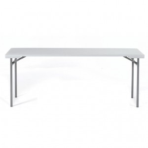 Molded Folding Table 20X71