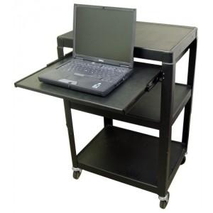 Steel Cart  Laptop Shelf Elec