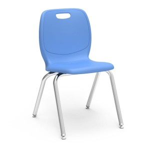 N2 Series - 4-Leg Stack Chairs