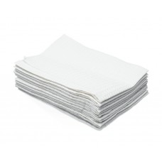 Sanitary disposable changing table liners - non-waterproof - White - N/A