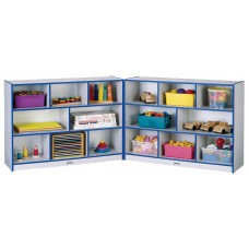 Rainbow Accents® Super-Sized Fold-n-Lock - Black