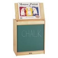 Jonti-Craft® Big Book Easel - Chalkboard - ThriftyKYDZ®