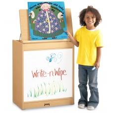 MapleWave® Big Book Easel - Write-n-Wipe