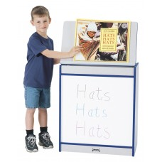 Rainbow Accents® Big Book Easel - Write-n-Wipe - Red