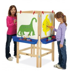 Jonti-Craft® 4 Way Adjustable Easel