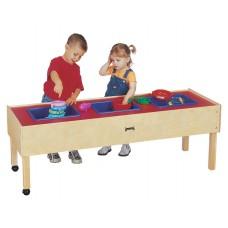 Jonti-Craft® Toddler 3 Tub Sensory Table