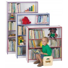 Rainbow Accents® Tall Bookcase - Green - RTA