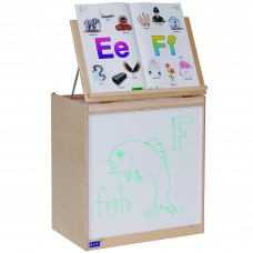 Big Book Easel Storage - Whiteboard