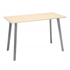 """OFM Core Collection 48"""" Computer Desk, in Maple (1048-SLV-MPL)"""
