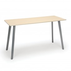 """OFM Core Collection 55"""" Computer Desk, in Maple (1055-SLV-MPL)"""