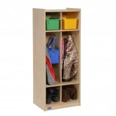 2-Section Locker