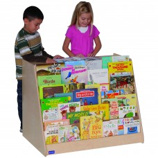 Mobile Book Display & Storage