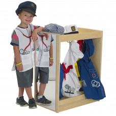 Toddler Dress Up Storage