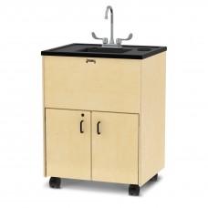 "Jonti-Craft® Clean Hands Helper - 38"" Counter - Plastic Sink"