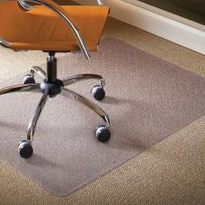 46x60 Natural Origins Rectangular Low Pile Carpet Straight Edge