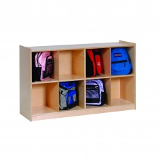 8-Cubby Storage