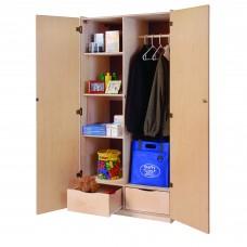 Teacher's Locking Storage Cabinet