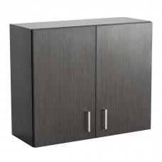 Hospitality Wall Cabinet - Asian Night/Black
