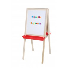 "44"" H x 19"" W Child's Magnetic Easel"