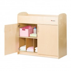 Changing Table - Natural - N/A