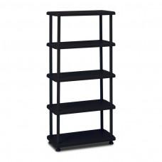 5 Shelf Rough 'N Ready - Black