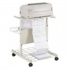Jpm  Adjustable Printer Stand (Gray)