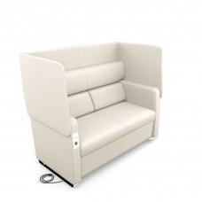 Morph Series Soft Seating Sofa, Linen