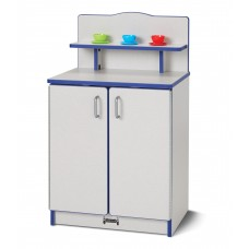 Rainbow Accents® Culinary Creations Kitchen Cupboard - Blue