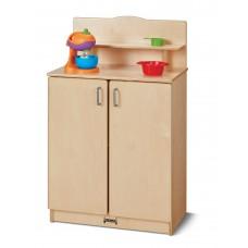 Jonti-Craft® Culinary Creations School Age Kitchen Cupboard