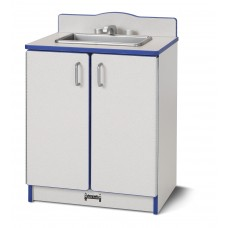 Rainbow Accents® Culinary Creations Kitchen Sink - Blue