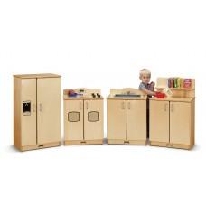Jonti-Craft® Culinary Creations Play Kitchen 4 Piece Set