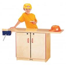 Jonti-Craft® Workbench - Lockable