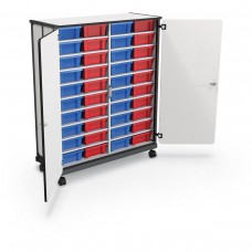 Mobile Tub Storage Cart (40 Tub Cart)