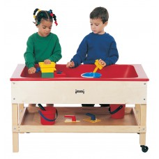 Jonti-Craft® Sensory Table with Shelf