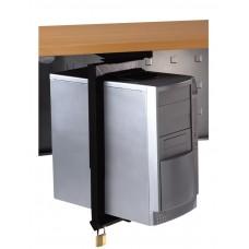 Under Desk CPU Holder (security ready)