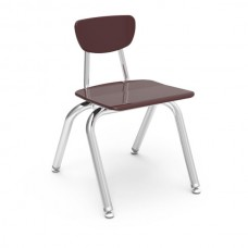 3000 Series - 4-Leg Stack Chairs