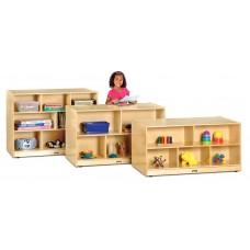 Jonti-Craft® Toddler Double-Sided Island