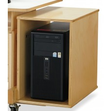 Jonti-Craft® Endeavour Closed CPU Booth