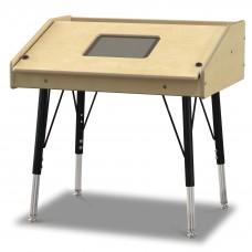 Jonti-Craft® Single Tablet Table - Stationary