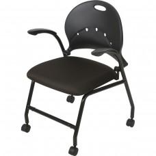 Nester Chair (Black/Black) (2/Carton) * (Priced As 2)