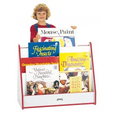 Rainbow Accents® Big Book Pick-a-Book Stand - Mobile - Black
