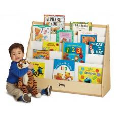 Jonti-Craft® Flushback Wide Pick-a-Book Stand