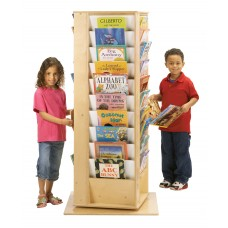 Jonti-Craft® Revolving Large Literacy Tower