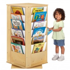 Jonti-Craft® Revolving Small Literacy Tower