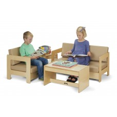 Jonti-Craft® Living Room 4 Piece Set - Wheat